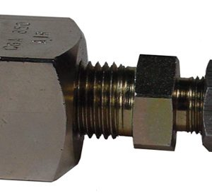 Paintball to SCUBA Yoke Block Adapter