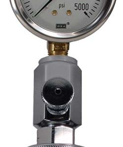 Standard DIN tank check valve