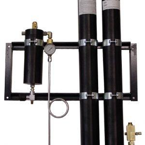 Basic Purification System Max. CFM 40