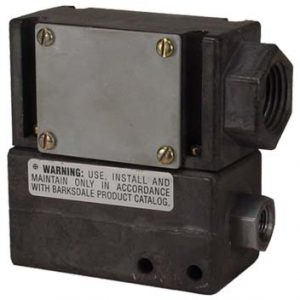Pressure Switch 1100-4500 PSI