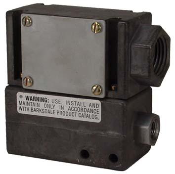 Pressure Switch 1100-4500 PSI