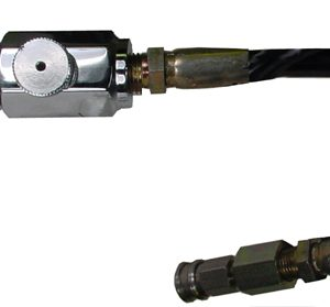 "Paintball to DIN Adapter with 15"" Hose"