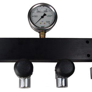 Standard SCUBA 7 Port Fill Manifold System