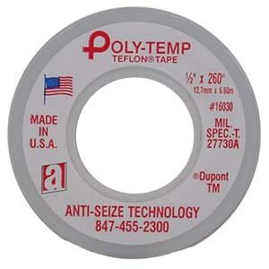 Teflon Thread Sealing Tape